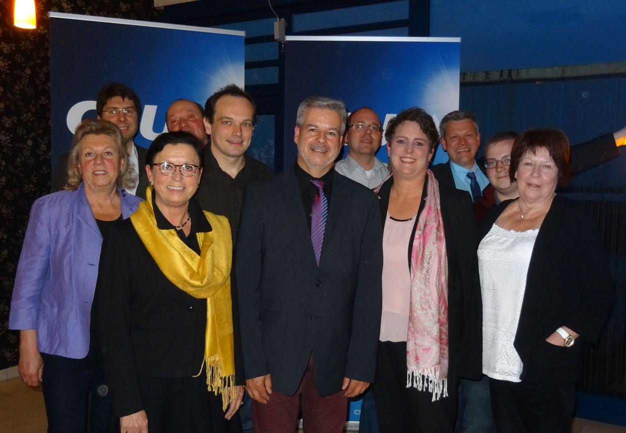 Hauptversammlung CSU Vorstandschaft 2017