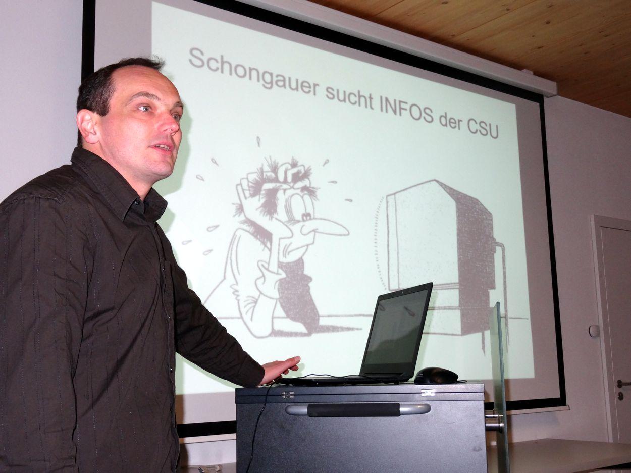 CSU-Klausur 2017 Peter Bommersbach