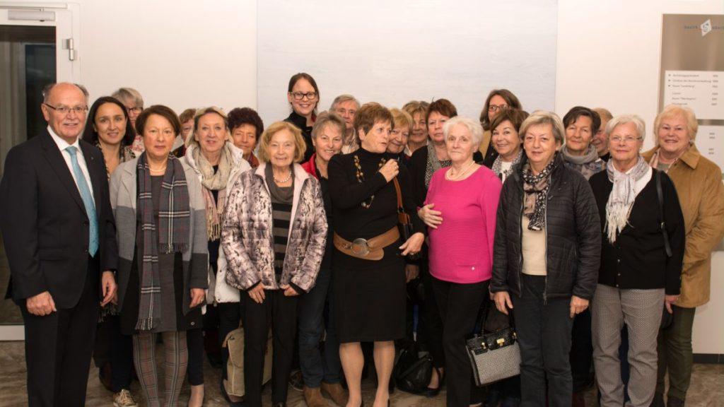 Besuch bei Bezirksrätin Alexandra Bertl