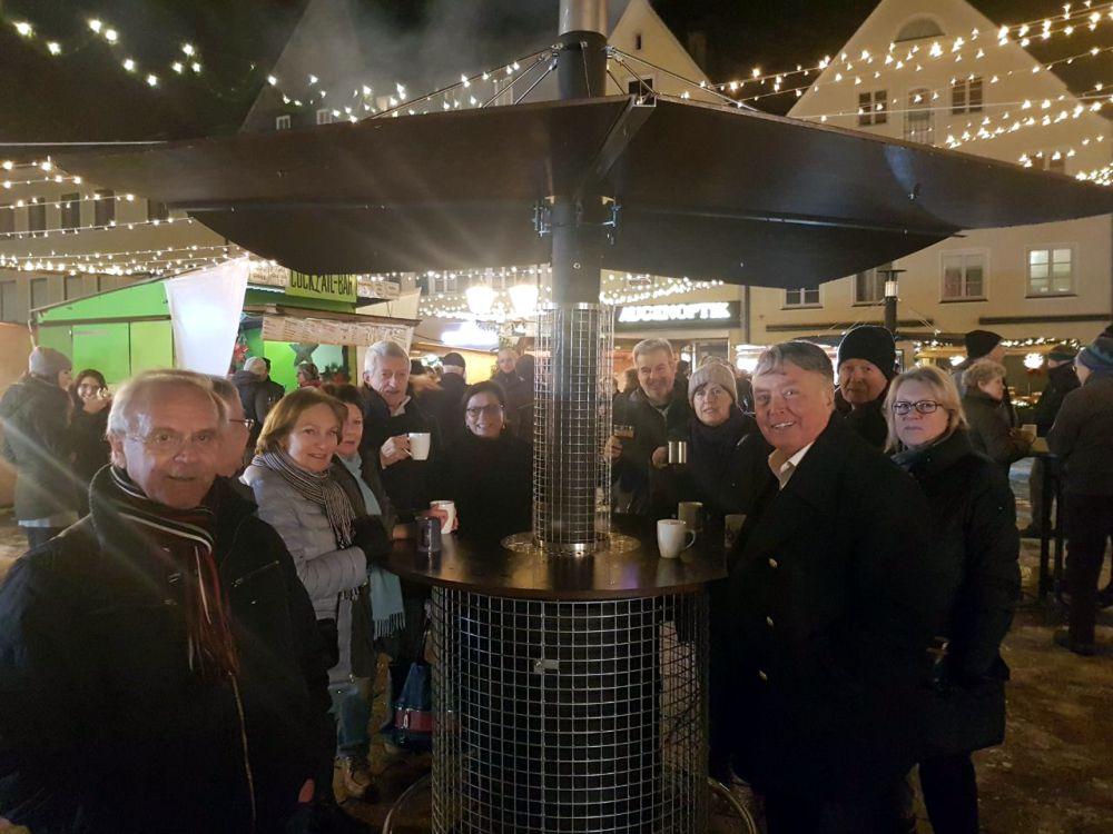 Weihnachsmarkt Besuch 2017