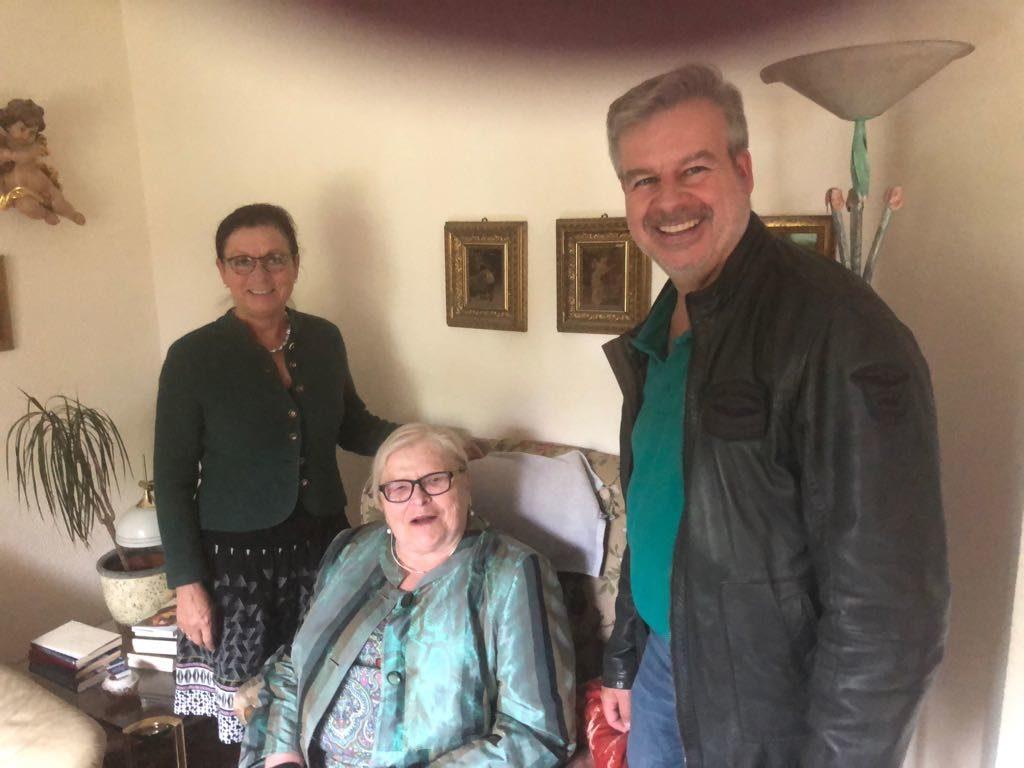 Marianne Runge 80 Geburtstag