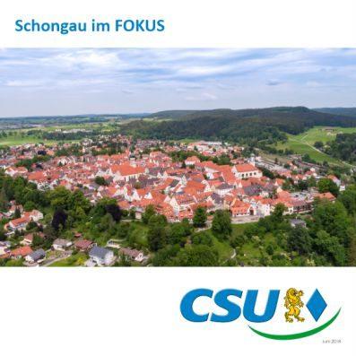 Schongau im Fokus Juni 2018