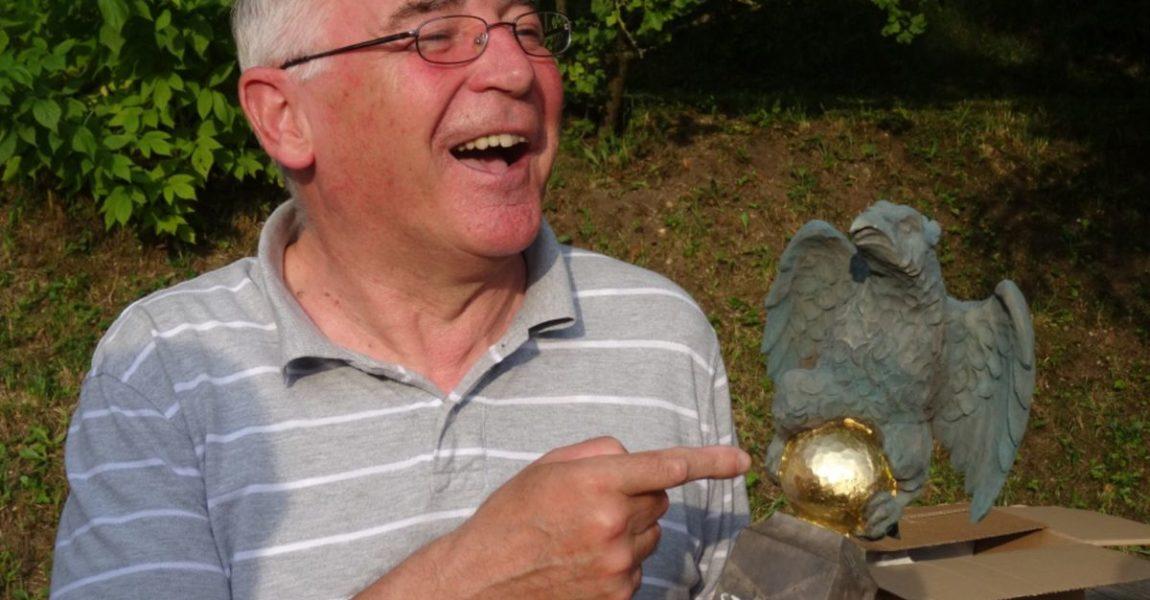 40 Jahre Stadtrat Paul Huber