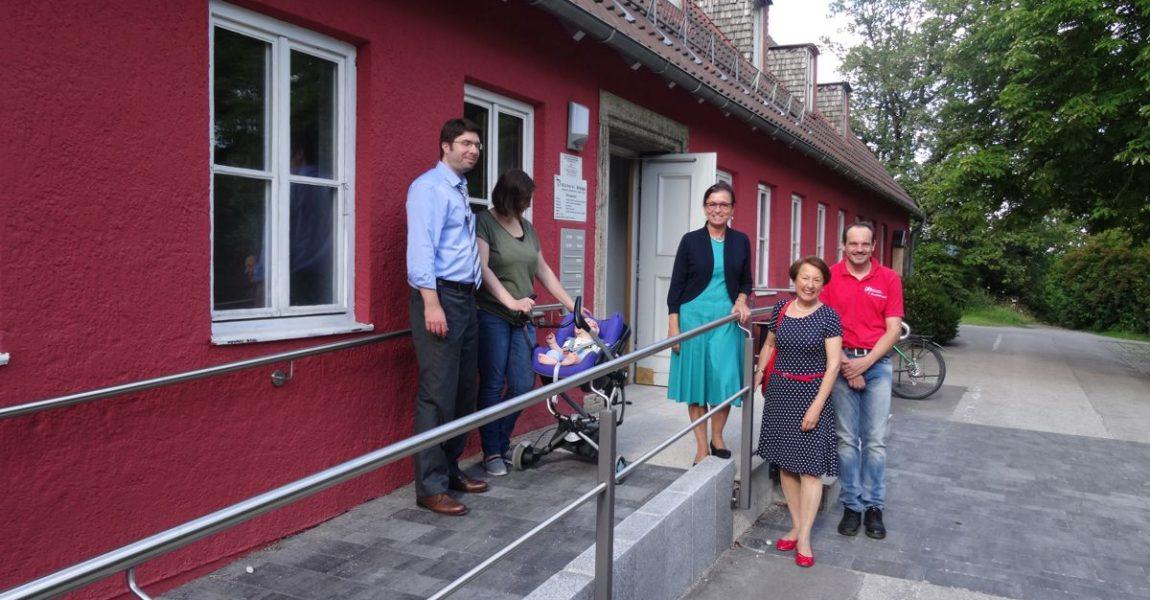 Bücherei barrierefrei – CSU-Antrag umgesetzt