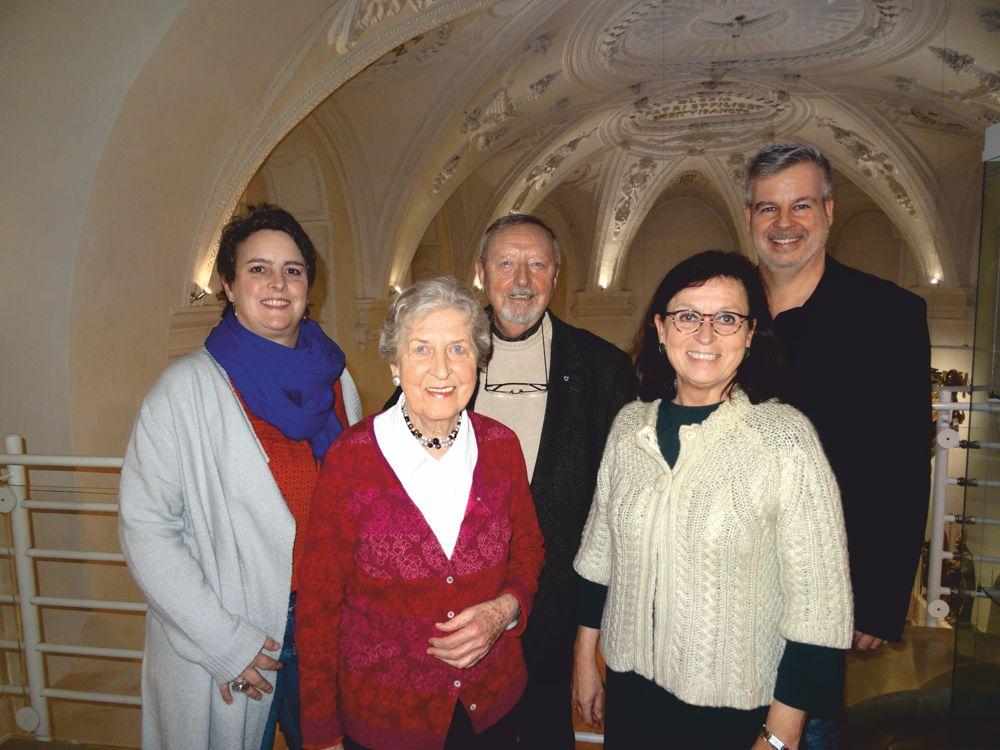 Ehrung 45 Jahre Rosa Haseitl CSU Schongau