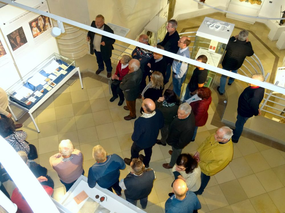 Museumsführung Sonderausstellung CSU Schongau unterwegs
