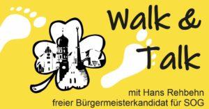 walk and talk mit Hans Rehbehn