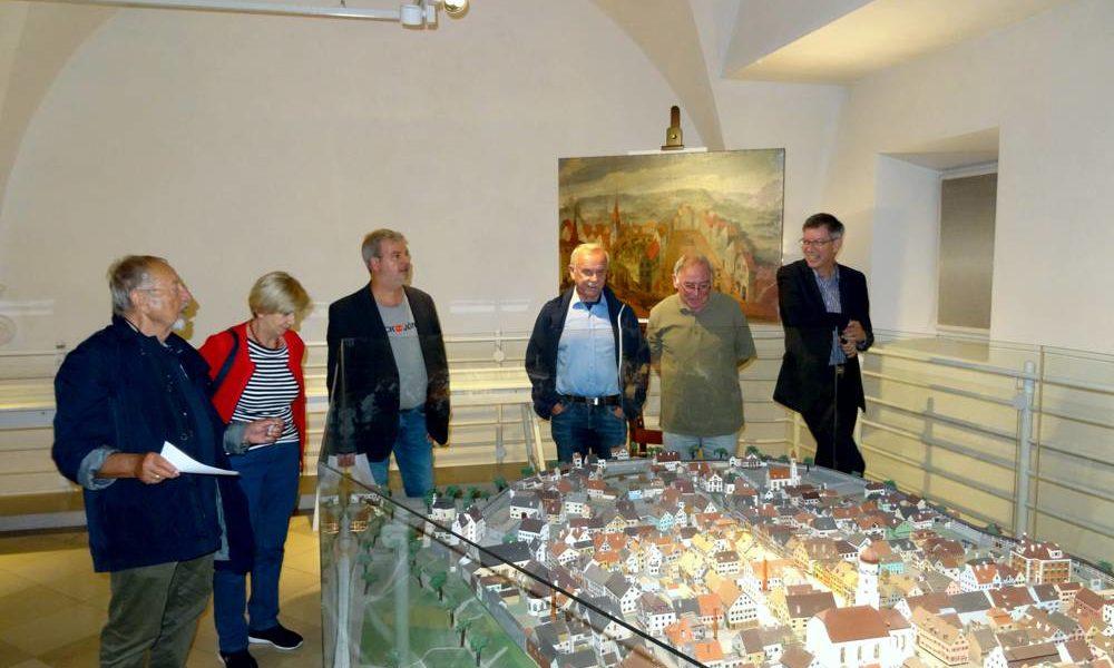 CSU besucht Stadtmuseum
