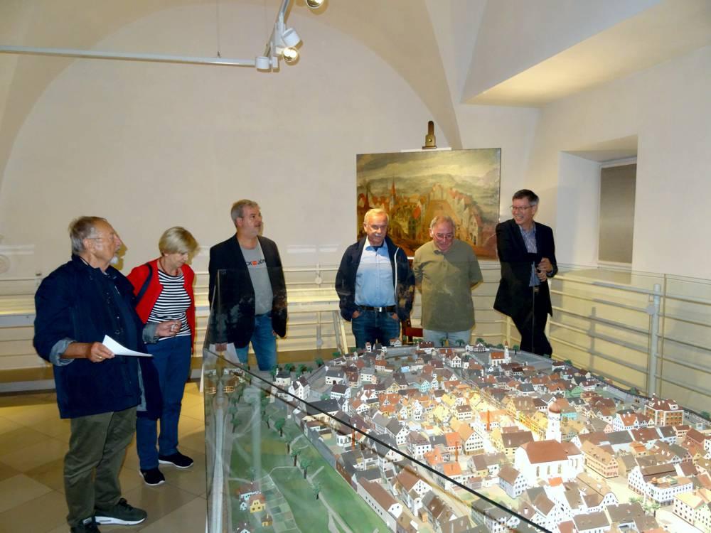 CSU besucht Hans Rehbehn Stadtmuseum