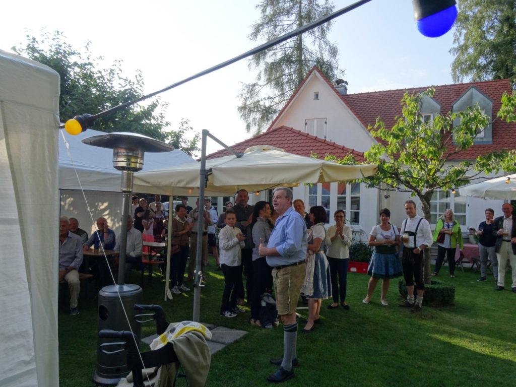 Sommerfest CSU Schongau