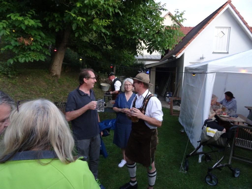 Sommerfest CSU Schongau mit Alexander Dobrindt
