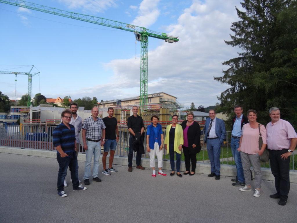 Stadtrat Schulzentrum Schongau