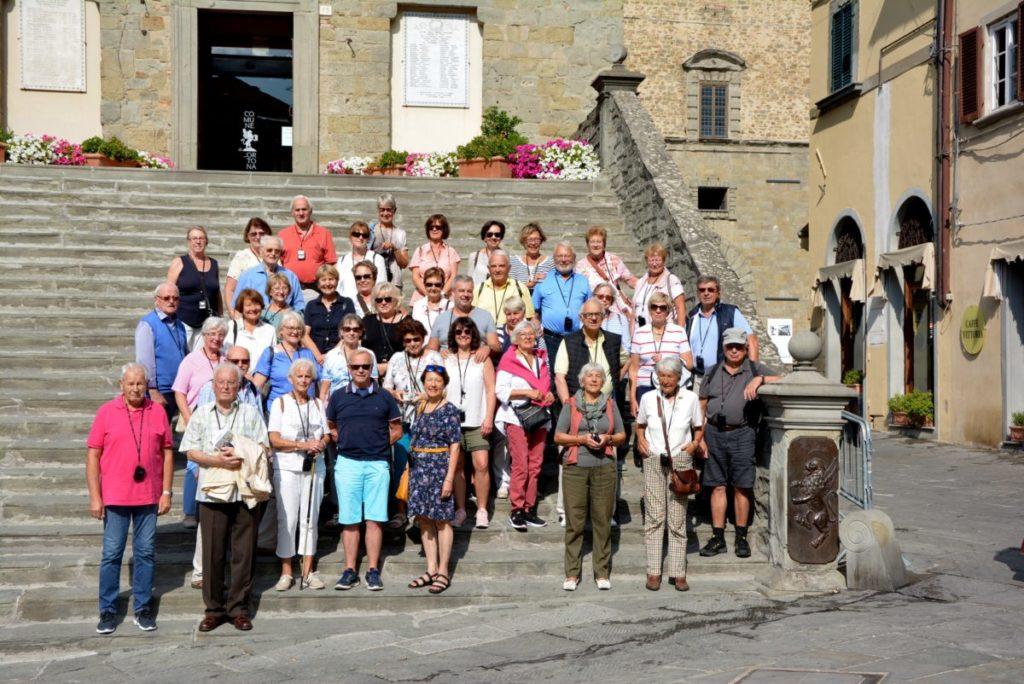 CSU Reise Toskana 2019