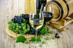 FU Weinprobe bei Küche und Keller
