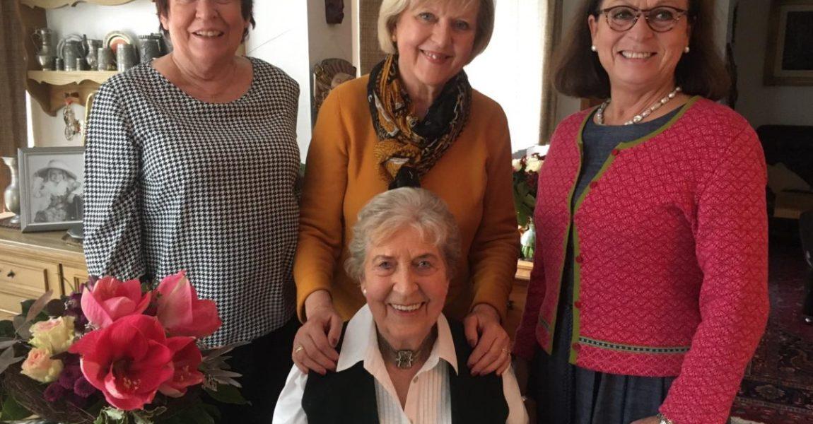 Rosi Haseitl 85. Geburtstag