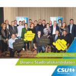 Fokus Stadtratskandidaten CSU Schongau