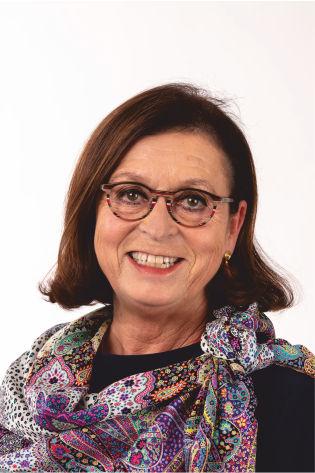 Kornelia Funke Fraktionsvorsitz