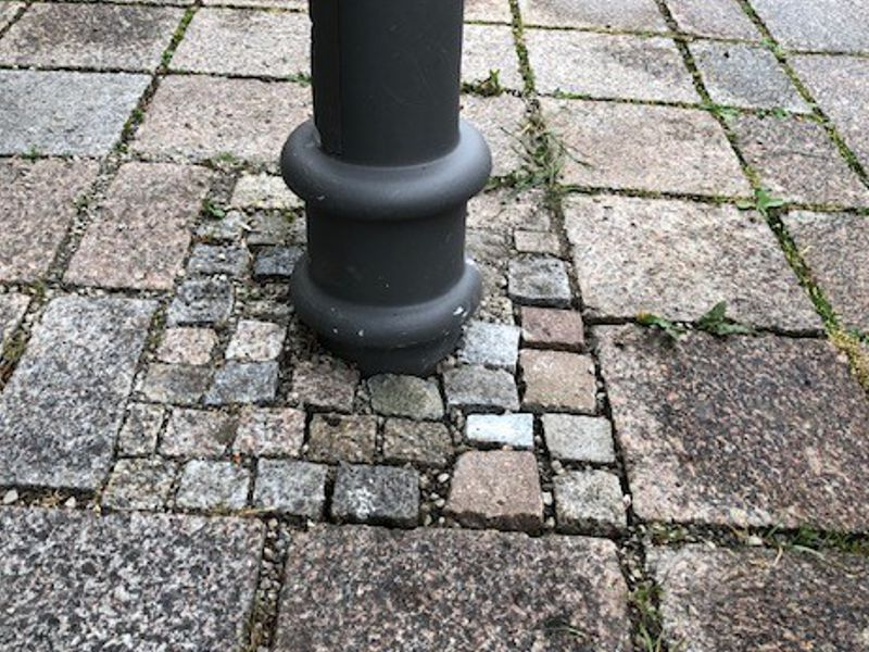 Marienplatz Schaden behoben