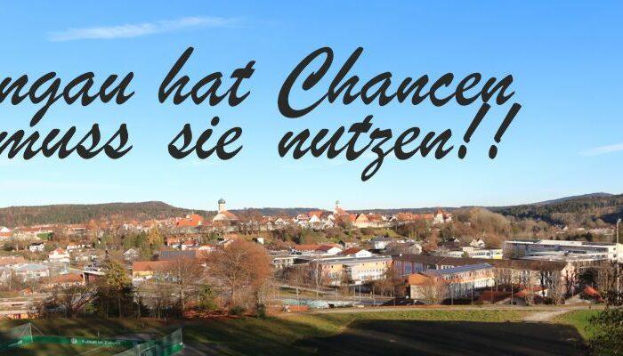 Schongau hat Chancen und muss sie nutzen!!